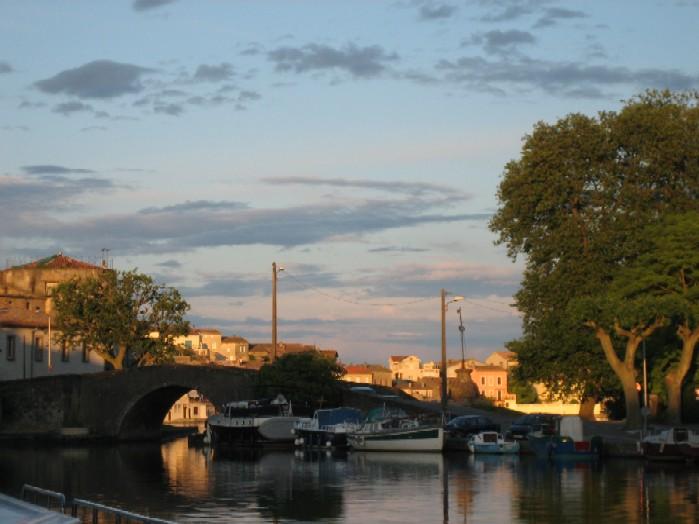avond in Castelnaudary