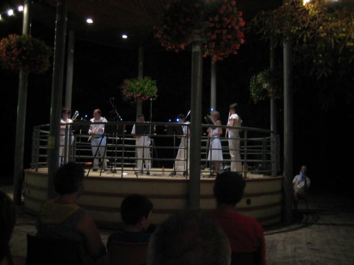 Andere avond, een schitterend concert door 6 fluit-virtuozen