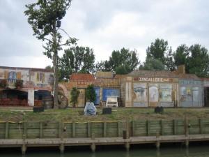 Deel van 'historisch' dorp