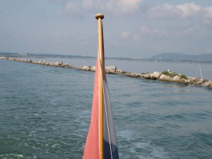 canal de Rhone á Sète