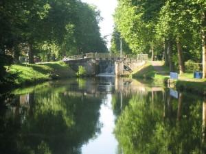 canal de l'Est branche sud, nog altijd even schitterend