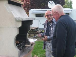 barbecue-les: hoe krijg je een enorm stuk Schweinebrat fertig