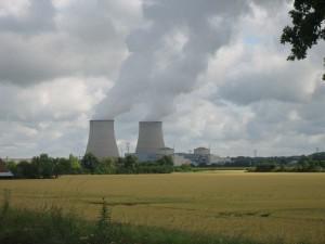 een zekere dreiging gaat er toch wel uit van kerncentrales