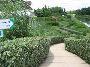 bijzonder tuin-complex in Belville