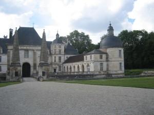 chateau van Tanlay