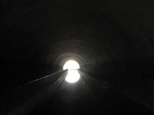 licht aan het einde van weer een tunnel