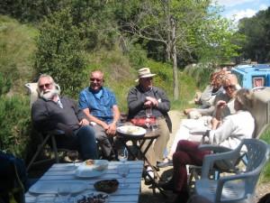 Op bezoek bij de Dageraad in Mirepeisset