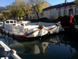 De Artemis naast de Gretige Henriette, 2 Hollandse schoonheden in afwachting van hun bemanning (nog 20 weken!)