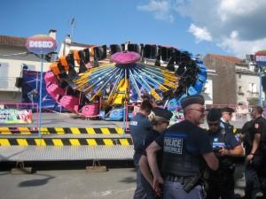Politie en gendarmerie overal